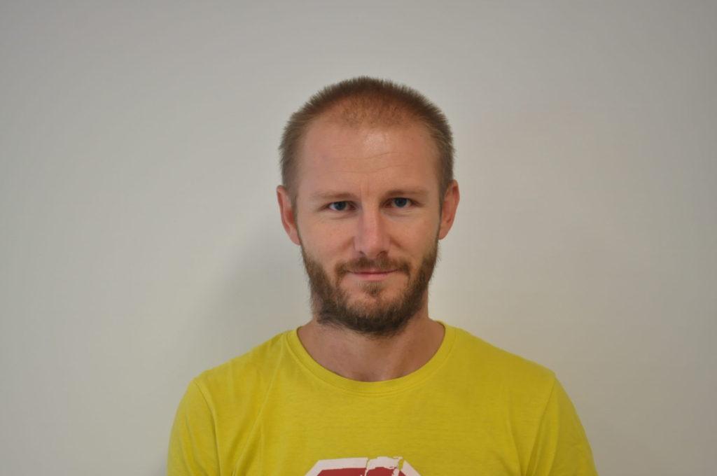 ředitel společnosti - Mgr. Milan Zanina